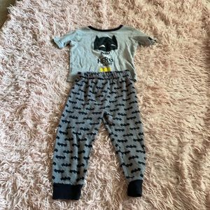 Boys pj set Batman